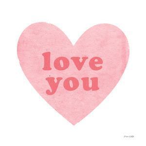 Love Heart by Ann Kelle