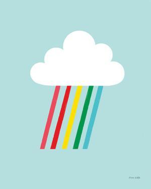 Rainbow Rays II by Ann Kelle