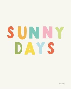 Sunny Days by Ann Kelle