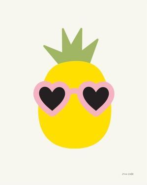 Sunny Pineapple by Ann Kelle