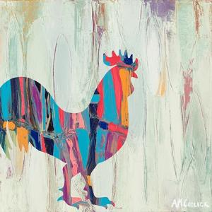 Rhizome Rooster by Ann Marie Coolick