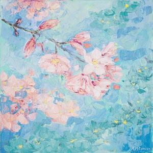 Yoshino Cherry Blossom I by Ann Marie Coolick