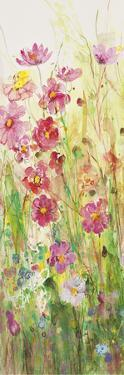 In The Meadow Panel I by Ann Oram