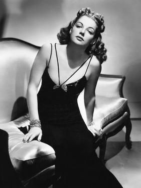 Ann Sheridan, 1939