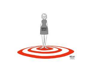 Women's rights. by Ann Telnaes