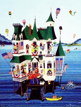 """""""Lake House,"""" July/Aug 1983"""