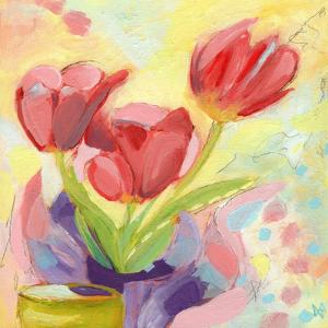 Tulips No. 3 by Ann Thompson Nemcosky