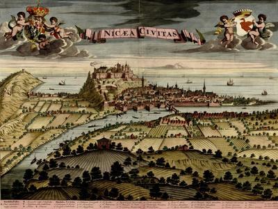 Trevise in the Italian Po Valley - 1700