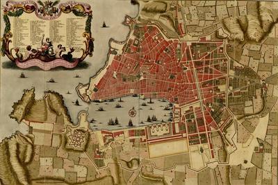 Vigos, Spain - 1700 - Battle of Vigo Bay