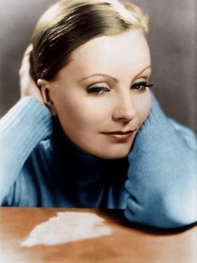 ANNA CHRISTIE, 1930 directed by CLARENCE BROWN Greta Garbo (photo)