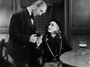 ANNA CHRITIE, 1931 directed by JACQUES FEYDER German version with Greta Garbo; one year after the C