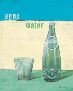 Aqua Minerale by Anna Flores