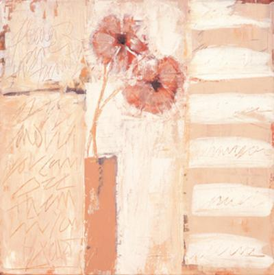 Balance and Harmony I by Anna Flores
