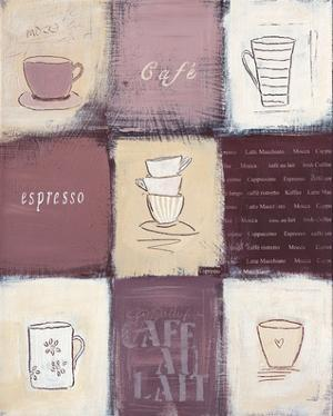 Cafe Au Lait by Anna Flores