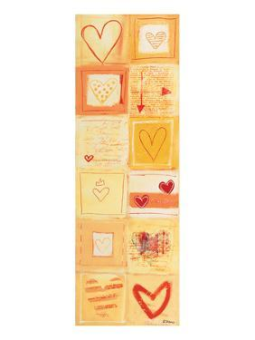 Love Letters in Yellow by Anna Flores