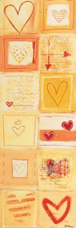 Love Letters in Yellow