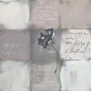 Single Poppy by Anna Flores