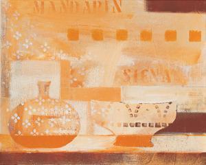 Terra Mandarin Siena by Anna Flores