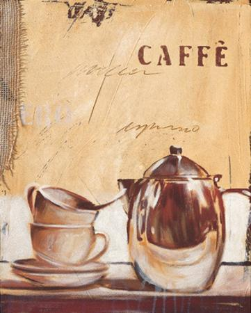 Time for Caffé by Anna Flores
