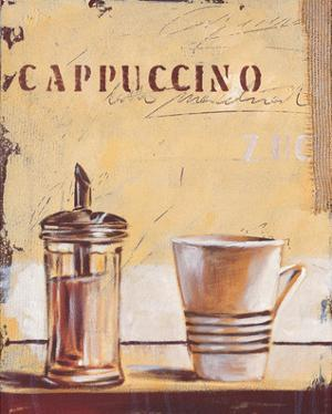 Two Cappu Please by Anna Flores