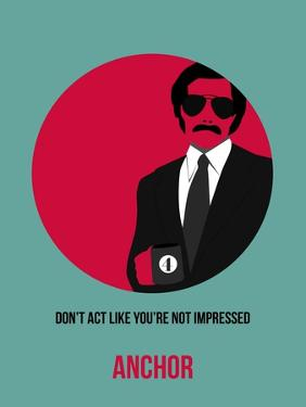 Anchor Poster 1 by Anna Malkin