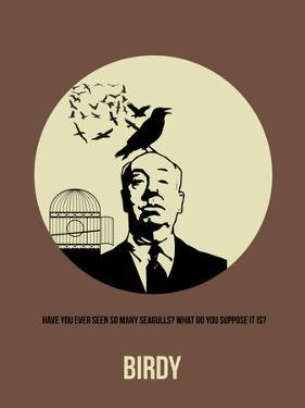 Birdy Poster 1 by Anna Malkin