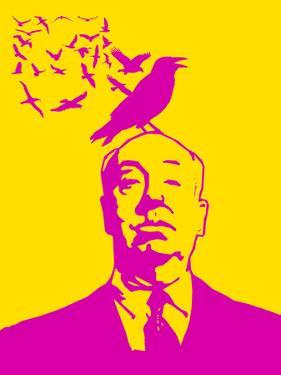 Birdy Poster 3 by Anna Malkin