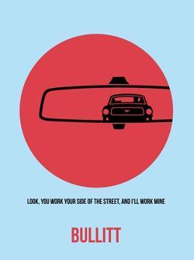 Bullitt Poster 1 by Anna Malkin