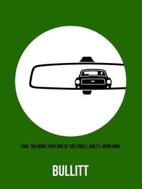 Bullitt Poster 2 by Anna Malkin