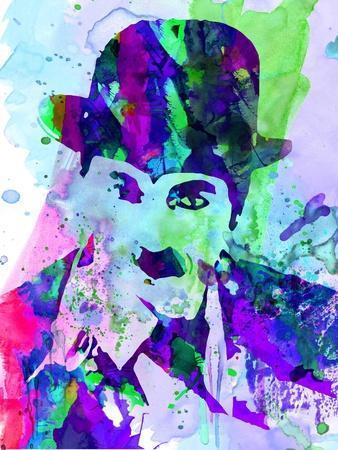 Chaplin Watercolor