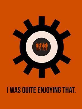 Clockwork Poster by Anna Malkin