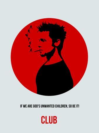 Club Poster 2 by Anna Malkin