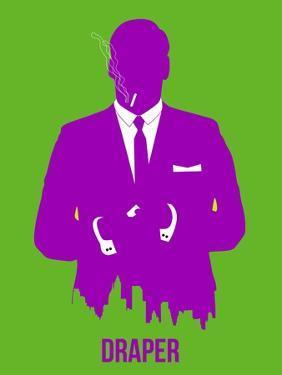 Draper Poster 1 by Anna Malkin