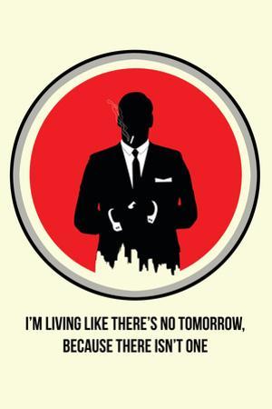Draper Poster 2 by Anna Malkin