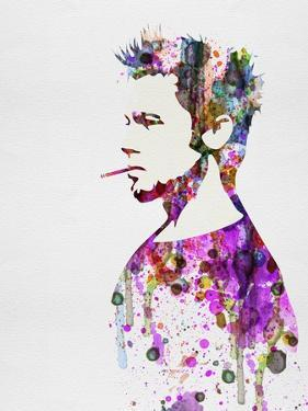 Fight Club Watercolor by Anna Malkin