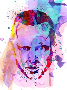 Jesse Watercolor by Anna Malkin