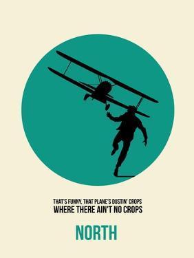 North Poster 1 by Anna Malkin