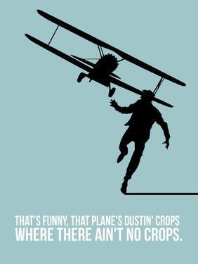North Poster 3 by Anna Malkin