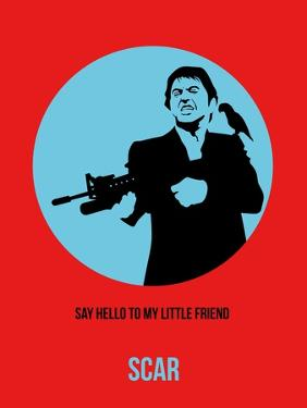 Scar Poster 1 by Anna Malkin