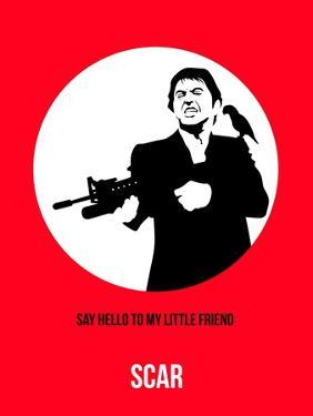 Scar Poster 2 by Anna Malkin