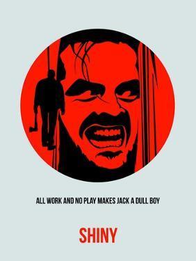 Shiny Poster 1 by Anna Malkin
