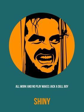 Shiny Poster 2 by Anna Malkin