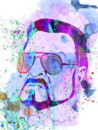Sobchak Watercolor