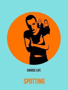 Spotting Poster 1 by Anna Malkin