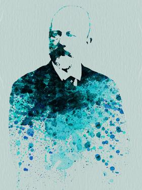 Tchaikovsky Watercolor by Anna Malkin