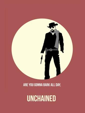 Unchained Poster 2 by Anna Malkin