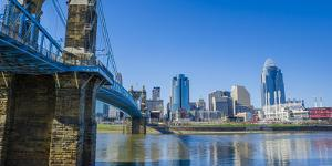 Cincinnati, Ohio, USA by Anna Miller