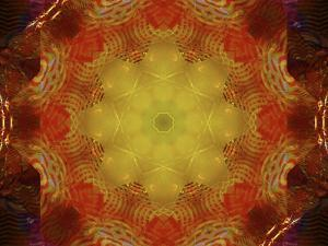 Colorful kaleidoscope. by Anna Miller
