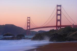Golden Gate Bridge, San Francisco, CAlifornia by Anna Miller