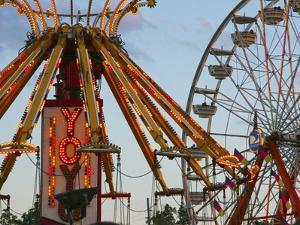 Indiana State Fair, Indianapolis, Indiana, Usa by Anna Miller